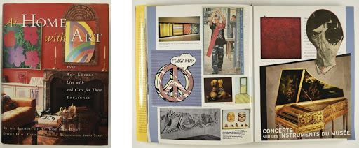 Ha Bik Chuen Archive Collage Books: At Home With Art