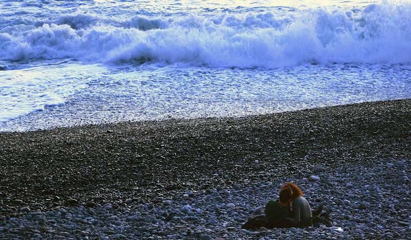 Accoccolati ad ascoltare il mare.... di ely50