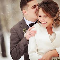 Wedding photographer Kseniya Tkachenko (fotovnsk). Photo of 16.03.2017