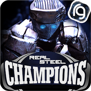 Download Real Steel Champions v1.0.137 APK + DATA Obb + TORRENT- Jogos Android