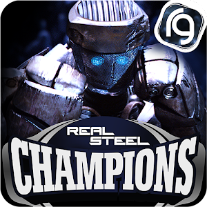 Real Steel Champions icon do jogo