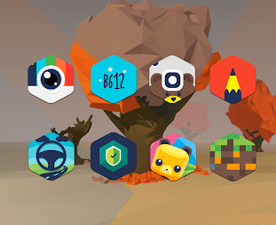 Orini - Icon Pack APK screenshot thumbnail 1