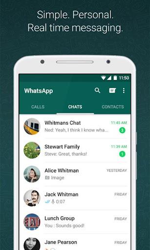 WhatsApp Messenger for PC