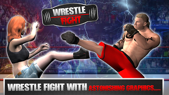 Download World Wrestling Revolution 3D For PC Windows and