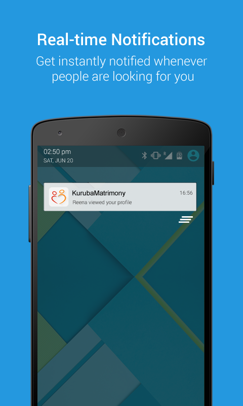 KurubaMatrimony - The No. 1 choice of Kurubas- screenshot