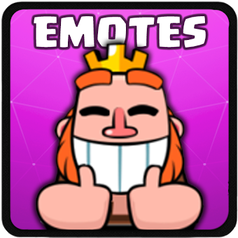 Emotes for Clash Royale