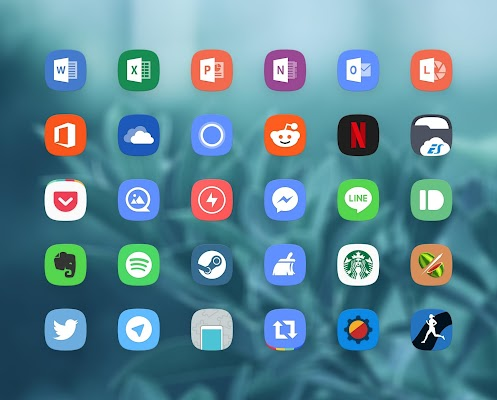 Grace UX - Icon Pack screenshot-image