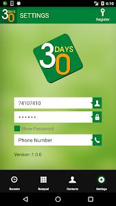 30days Vox screenshot 1