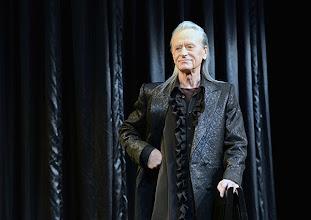 Photo: WIEN/ Theater in der Josefstadt: QUARTETT von Heiner Müller, Premiere 6.2.2014, Inszenierung: Hans Neuenfels. Helmut Lohner. Foto: Barbara Zeininger