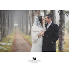 Wedding photographer Vadim Maksimec (maksimets). Photo of 25.12.2013