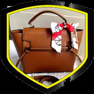 Myšlenka módní kabelka - náhled