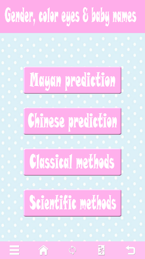 baby gender predictor plus Screenshot