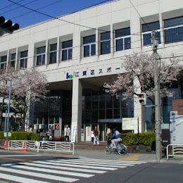 江東区スポーツ会館のメイン画像です
