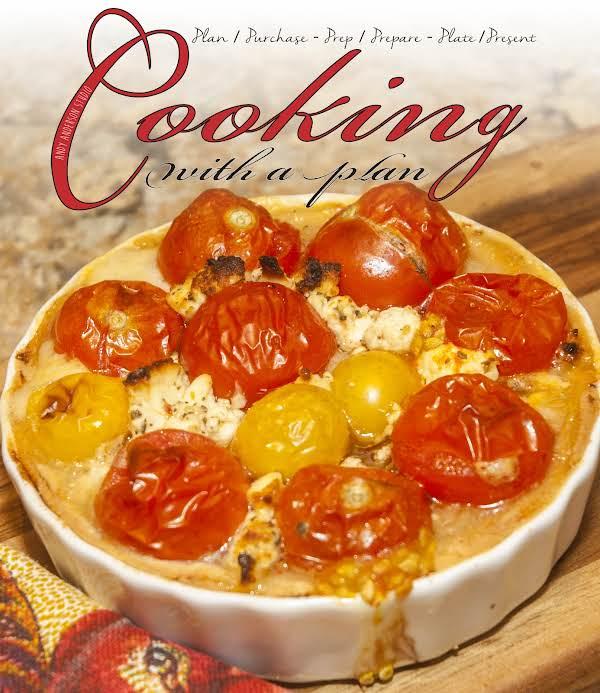 Seasonal Essentials: End-of-summer Tomato Tart Recipe
