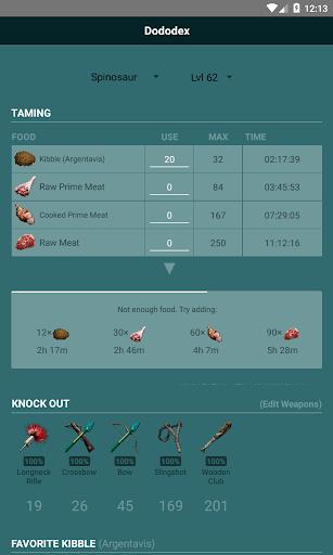 Dododex: Ark Survival Evolved 1.14 screenshots 11