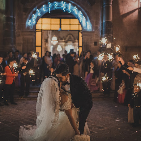 Wedding photographer Axel Ruiz (axelruizmx). Photo of 16.01.2018
