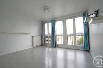 Appartement meublé 2 pièces 45,35 m2