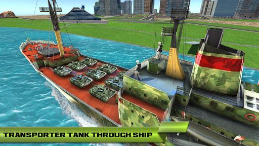 US Army Car Transport Cruise Ship Simulator 2020 apkdebit screenshots 2