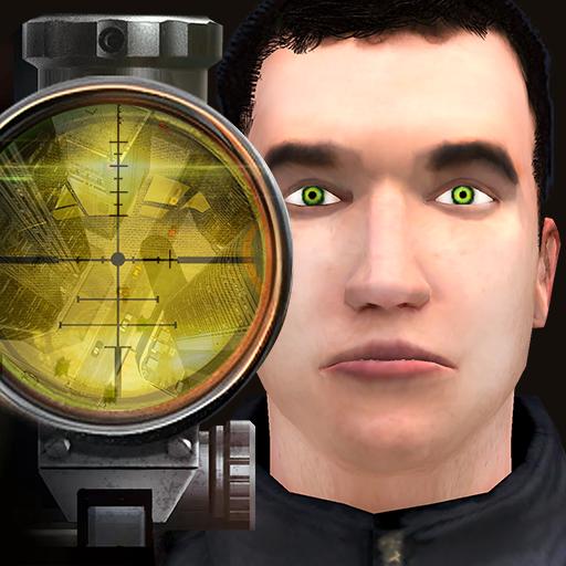 Police Sniper Shoot-Shadow Ninja Warrior