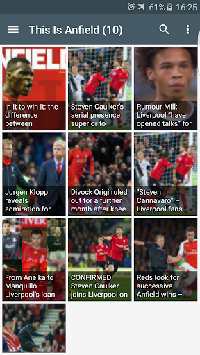 Liverpool Football News