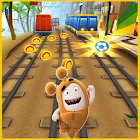 Subway Oddbods Kids Game icon
