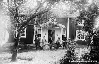Photo: Västantorp 1920-tal