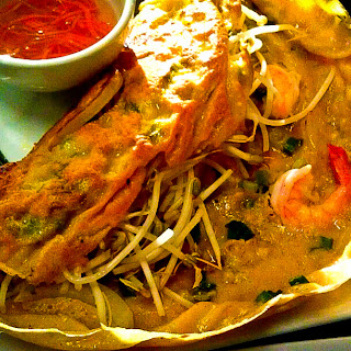 Vietnamese Crepes.