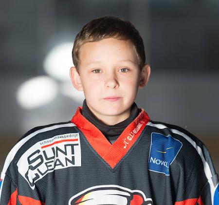 Forward: Kasper Gajewski #16