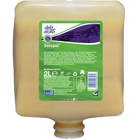 Solopol Classic Grovtvål 2L