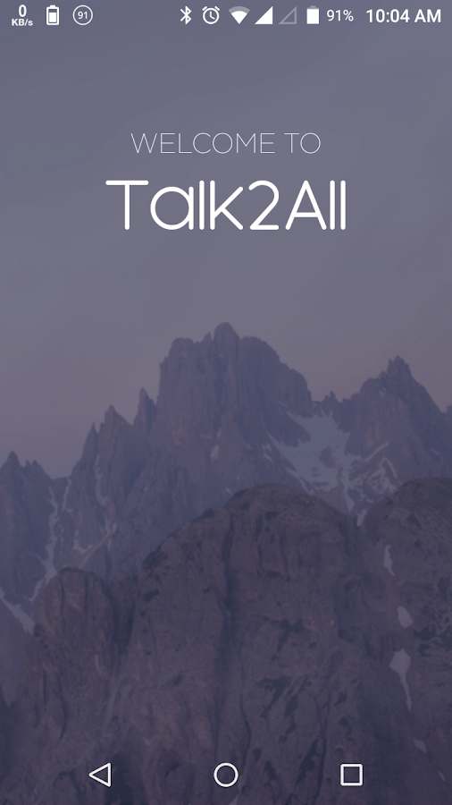 Talk2All Pro- screenshot