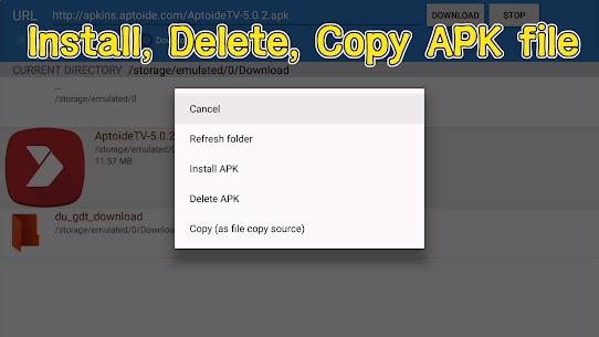 Smart TV APK downloader 8