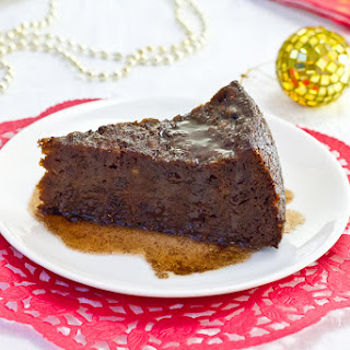 Jamaican Christmas Pudding