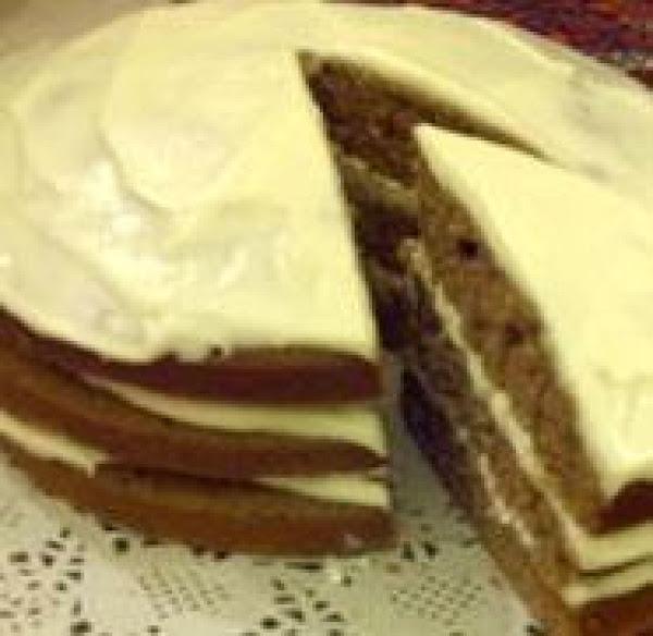 Yummy Spice Cake Recipe