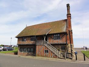 Photo: Aldeburgh, ancien hôtel de ville