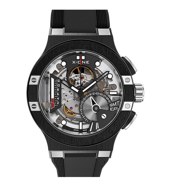 X-ONE TRUE MECHANICAL WATCH WITH SMARTWATCH FUNCTIONALITY - $750