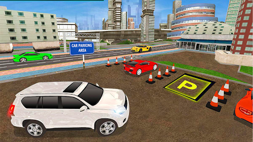 Prado Car Driving games 2020 - Free Car Games apktreat screenshots 2
