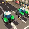 Chained Tractor - Real Impossible Tracks icon