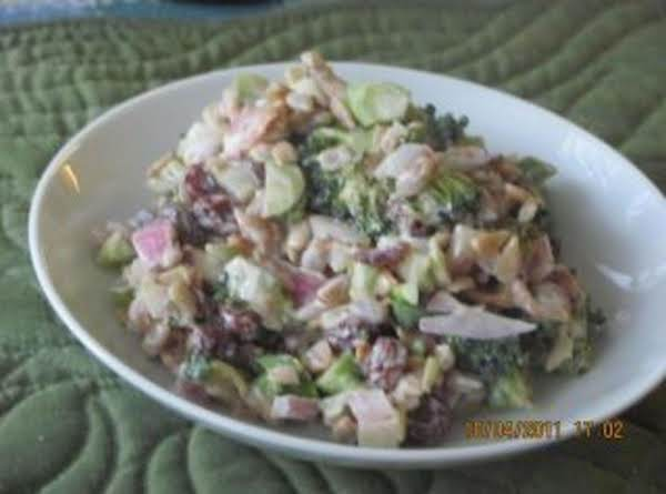 Broccoli Salad Delight Recipe