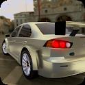 Lancer Evo Drift Simulator icon