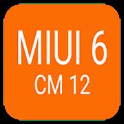 miui v7 CM12 Theme