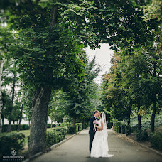 Wedding photographer Nika Stepanenko (Nika1706). Photo of 24.09.2015