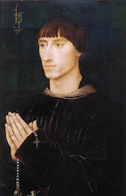 Photo: Portrait Diptych of Philippe de Croy. Right wing, c. 1460