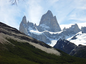 Photo: Monte Fitz Roy 3375 m