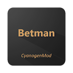 Betman Theme for CM13/12.x v1.1.2