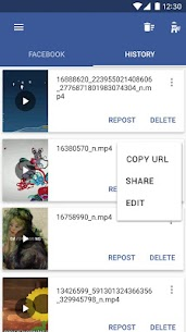 Video Downloader for Facebook Video Downloader 4