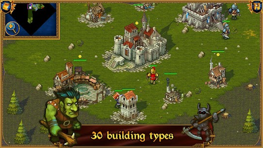 Majesty: The Fantasy Kingdom Sim Apk Download For Android and Iphone 8