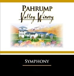 Logo for Pahrump Valley Chardonnay
