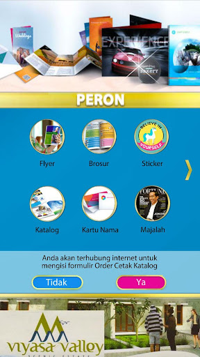Percetakan Online 1.0.1 screenshots 3