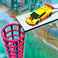 Mega Ramp Impossible Car Stunts: GT Car Racing