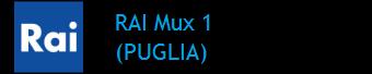 RAI MUX 1 (PUGLIA)